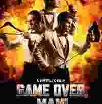 ¡game over, man! torrent descargar o ver pelicula online 3