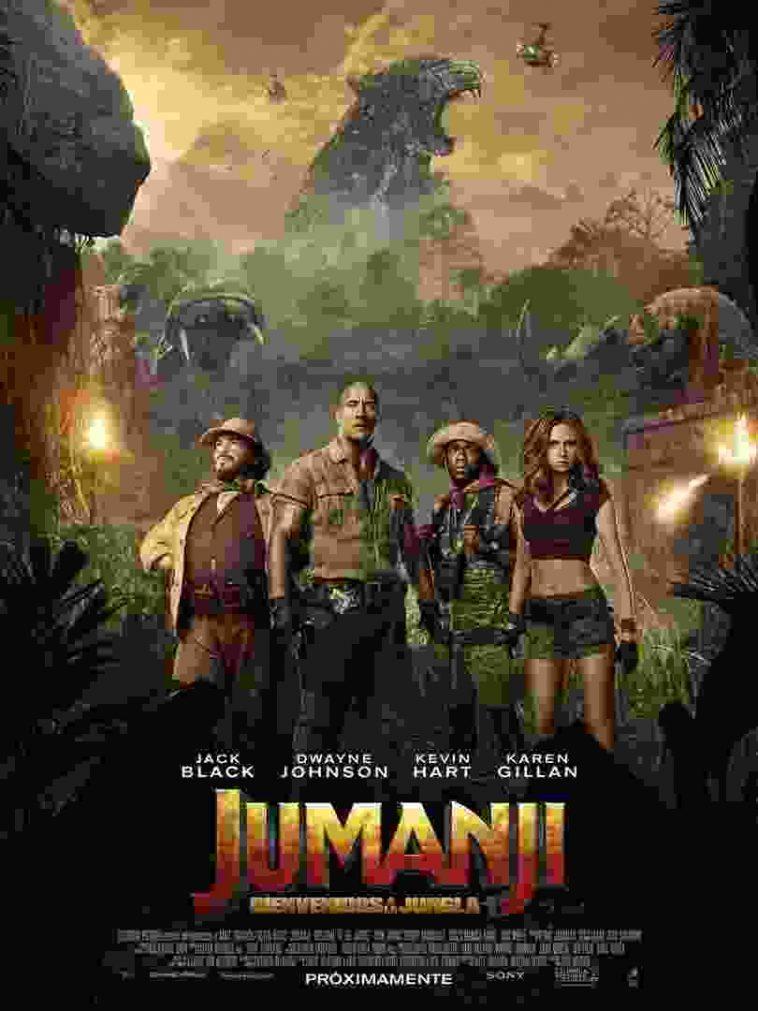 jumanji: bienvenidos a la jungla torrent descargar o ver pelicula online 1