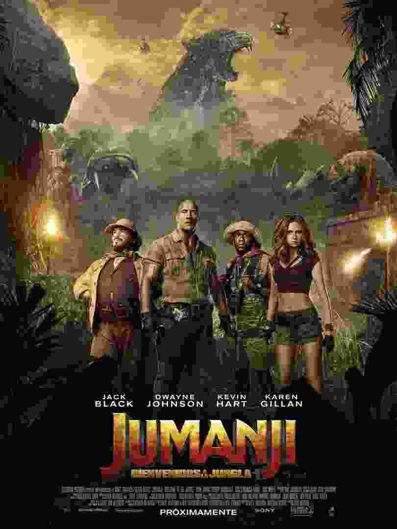 jumanji: bienvenidos a la jungla torrent descargar o ver pelicula online 2