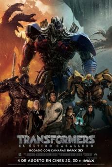 transformers 5: el ultimo caballero torrent descargar o ver pelicula online 1