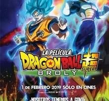 dragon ball super: broly torrent descargar o ver pelicula online 3