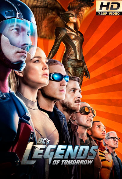 dcs legends of tomorrow 3×13 torrent descargar o ver serie online 2
