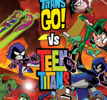 teen titans go! vs. teen titans torrent descargar o ver pelicula online 2