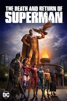 the death and return of superman torrent descargar o ver pelicula online 1
